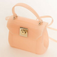 Furla Peach Candy Bon Bon Mini Cross Body Bag Size Small
