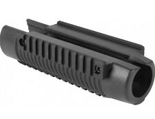 Mossberg 500 Tactical Forend Pump - 3 Accessory Rails - Easy Install - 500A 12g
