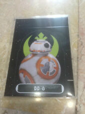 STAR WARS Force Awakens - Force Attax Extra Trading Card #134 BB-8