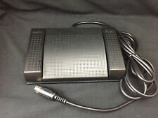 SANYO MODEL FS-55 6 PIN FOOT CONTROL PEDAL DICTATOR TRANSCRIBER TESTED