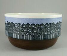 RARE MCM Rorstrand Sweden Amanda Large Ceramic Mid Century Modern Serving Bowl