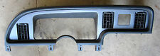 1987 - 1988 Ford Thunderbird Turbo Coupe Speedometer Cluster Dash Bezel Trim 87