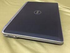 """Dell Latitude E6420 14"""" i7-2620M 2.7 GHz, 4GB RAM HDD 320GB Graphic Nvidia 4200M"""