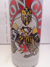 IRON CITY WORKIN ON A COLD IRON PITTSBURGH PENGUINS HOCKEY 16oz BEER CAN #4
