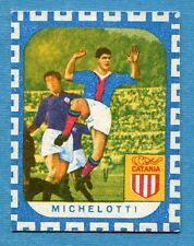 CALCIATORI NANNINA 1961-62 -Figurina-Sticker - MICHELOTTI - CATANIA -New