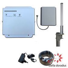 Amplificatore ripetitore Stellahome segnale cellulare umts 3g hsdpa antenna 6DB