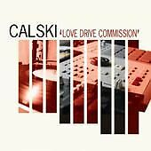 Calski Love Drive Commission Aussie Hip Hop CD - New (Distro Obese Records)