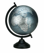 ROTATING WORLD MAP GLOBES TABLE DECOR OCEAN GEOGRAPHICAL EARTH DESKTOP GLOBE
