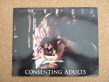 Kevin Kline Kevin Spacey CONSENTING ADULTS(1992) Two US lobby cards