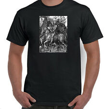 Knight, Death & Devil, by Albrecht Durer, T-Shirt, All Sizes & Styles, NWT