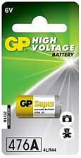 1 BATTERY GP 4LR44 44A L1325 4AG13 A544, 544A, 476A - 2C1, 28A, (6V) BATTERY