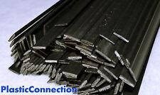 PIÈCES/PBT Plastique baguettes de soudage 8mm noir,15 pièces plat forme Xenoy
