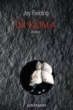 Im Koma  Joy Fielding   Taschenbuch  Thriller   ++Ungelesen++