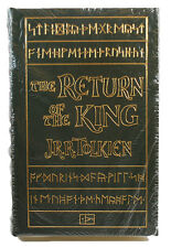 Easton Press THE RETURN OF THE KING JRR Tolkien Limited Leather Bound Sealed