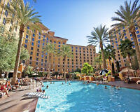 Las Vegas Vacation -Wyndham Grand Desert, 2BR Dlx-Sleeps 6-8 -3 Nights Oct 10-12