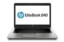 """HP Elitebook 840 G1 - i5-4300U 14""""HD+ 4GB 180GB HDD W7"""