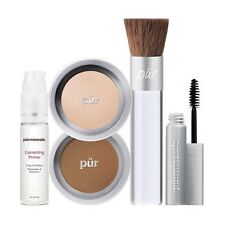 purminerals 5-piece Beauty-To-Go Collection kit ( light ) $95 value