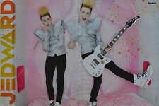 JEDWARD - A3 Poster (ca. 42 x 28 cm) - Clippings Fan Sammlung NEU