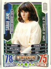 #TM11 Sarah Jane - Alien Attax Doctor Who - 50th Anni