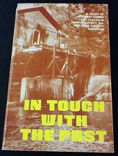 In Touch with the Past: A Guide to Hist Homes in GA & TN, Thompson, 1982