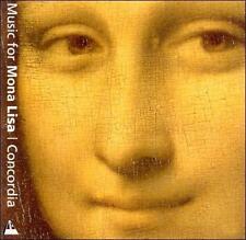 Music For Mona Lisa: Concordia, New Music