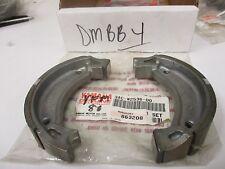 NOS Yamaha 1993-1999 Badger YFM80 Front Brake Shoes 3AC-W2536-00