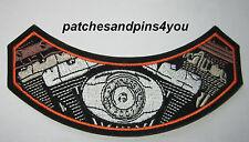 Harley Davidson HOG Harley Owners Group 2007 Patch NEW! FREE U.K. POSTAGE!