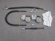 Power window lift Riparazione Parti Pack 4 5 PORTE 1999-2006 Golf OSF Anteriore DESTRO FR