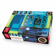 AMT 1.25 SCALE1962 PONTIAC CATALINA ARNIE BESWICK SLOT CAR KIT.