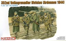 1:35 Dragon #6115 352nd Volksgrenadier Division (Ardennes 1944)