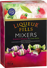 Fazer Liqueur Fills Strawberry Margarita & Finest Herbs Filled Chocolates 150g