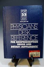 Physicians' Desk Reference for Nonprescription Drugs & Dietary Supplements 2001