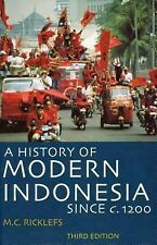 A History of Modern Indonesia Since c. 1200: Third Edition-ExLibrary