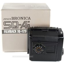 Zenza Bronica 120 SQ-i 6x6 Film Back Holder for SQ-Ai SQ-A SQ-Am SQ-B / 2303045