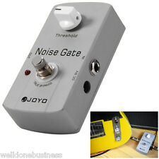 JOYO JF-31 True Bypass Design Electric Guitar Suppressor Noise Gate Effect Pedal