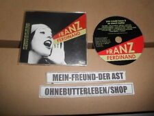 CD Indie Franz Ferdinand - You Could Have It (13 Song) Promo DOMINO
