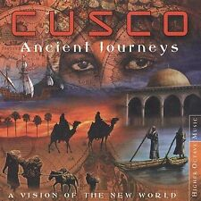 Ancient Journeys: A Vision of the New World by Cusco (CD, 2/00, Higher..(cd1053)