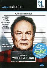 DER FALL WILHELM REICH (Klaus Maria Brandauer) 2 DVDs NEU+OVP