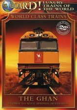 Luxury Trains of the World: The Ghan (2004, DVD NEW)