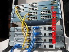 Cisco CCNP Home Lab Kit  300-101 ROUTE, 300-115 SWITCH, 300-135 TSHOOT Exact