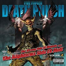 Five Finger Death Punch - Vol. 2-Wrong Side Of Heaven & The Righteous S