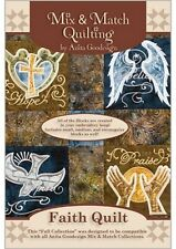 Faith Quilt Anita Goodesign Embroidery Design