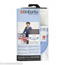 Brabantia PerfectFlow Steam Ironing Board Table Cover B Type Size 124 x 38 cm