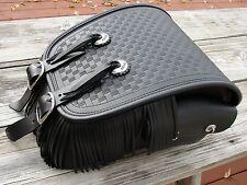 Heritage Springer FLSTS Solo Bag Black