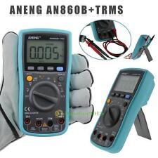 Digital Multimeter Measure AC/DC Voltmeter Ammeter Auto Range Temperature Tester