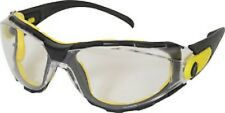 UCI SULU-F+ - Safety Spectacles Glasses With Soft Foam Seal /CLEAR