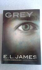 Libro Gray Cincuenta Sombras de Grey Contadada por Christian (Spanish edition)