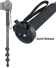"""NEW 72"""" HEAVY DUTY MONOPOD FOR SONY HDR-CX690e HDR-CX505VE"""