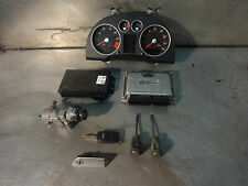 Audi TT 8N 98-06 MK1 225 Quattro 1.8T ECU lock set 8N0906018CB clocks keys BAM