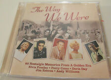 Various Artist - The way We Were (2 x CD Album) Used Very Good